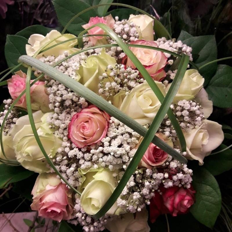 bruidsboeket Bloemenland Rotterdam op Zuidplein